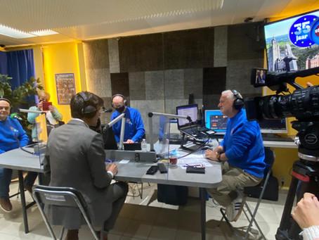 Ruim 3 miljoen euro steun voor lokale radio's en regionale televisiezenders