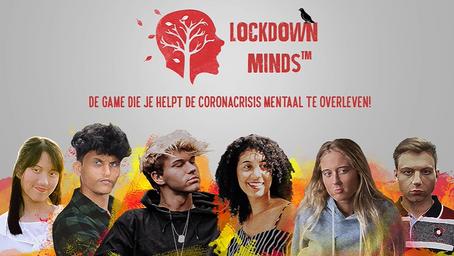 Online game helpt jongeren omgaan met moeilijke momenten tijdens de lockdown