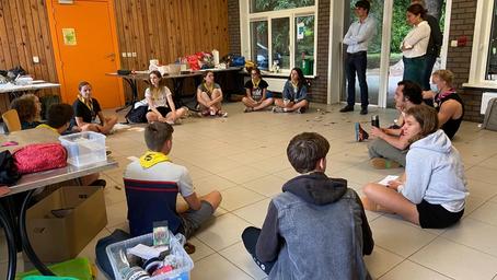 Vlaamse jeugdverblijfcentra ontvangen na zeven maanden sluiting opnieuw jeugdgroepen