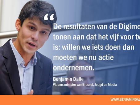 """""""Belangrijke wake-up call voor onze Vlaamse media"""""""