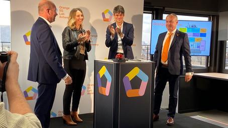 Dalle opent eerste 5G Lab van Orange in België