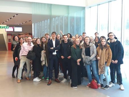 Benjamin Dalle leidt studenten rond in doolhof van Belgische staatshervorming