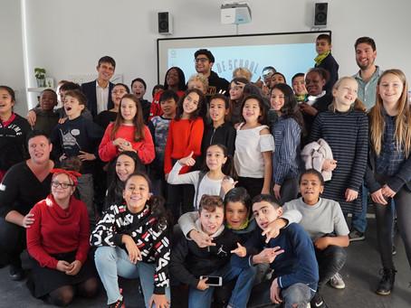 30.000 leerlingen spelen 'Schaal van M' rond Mediawijsheid