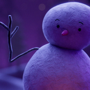 The Snowman and The Flame