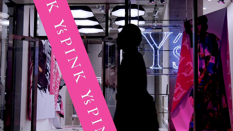 Y`s PINK AW2018