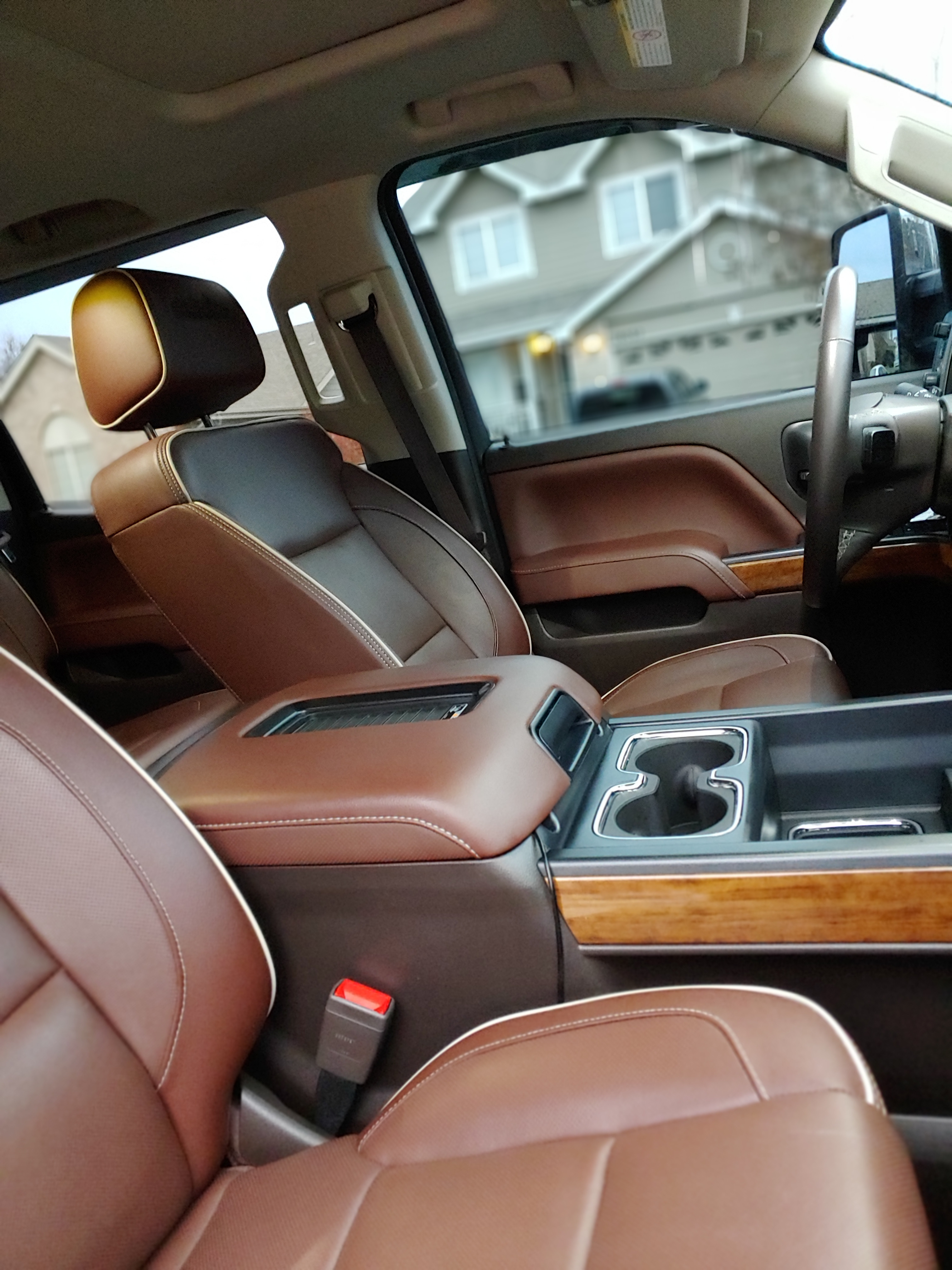 Interior Detail Truck/ 2 Row Suv
