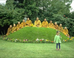 Friendship in the Sangha