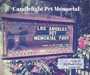 Candlelight Pet Memorials
