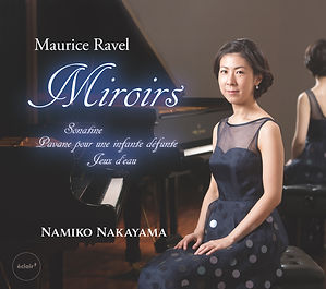 ECL001-Maurice-Ravel-Miroirs-NAMIKO-NAKA