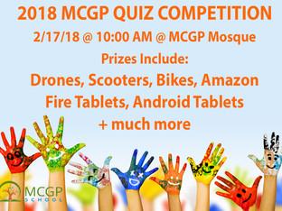 MCGP Quiz Competition