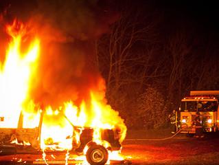 Cadaveres: cuando el fuego quema todo