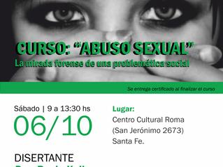 Curso Abuso Sexual: mirada forense de una problemática social