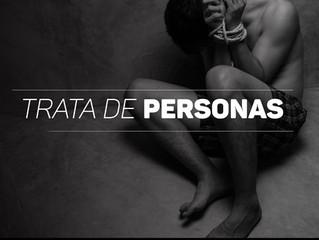 """Curso virtual """"Trata de Personas y Pedofilia"""""""