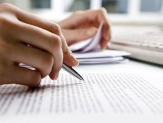 Estructura del informe pericial