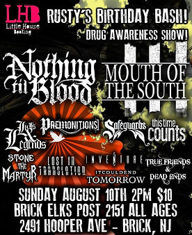 stone the martyr flyer 6