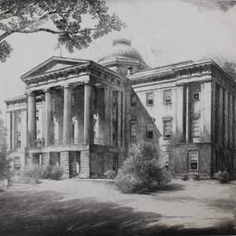 North Carolina State Capital at Raleigh