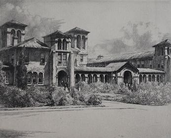2 Orr Stanford University 1930 Toyon Hal