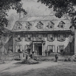 Dick Hall's House