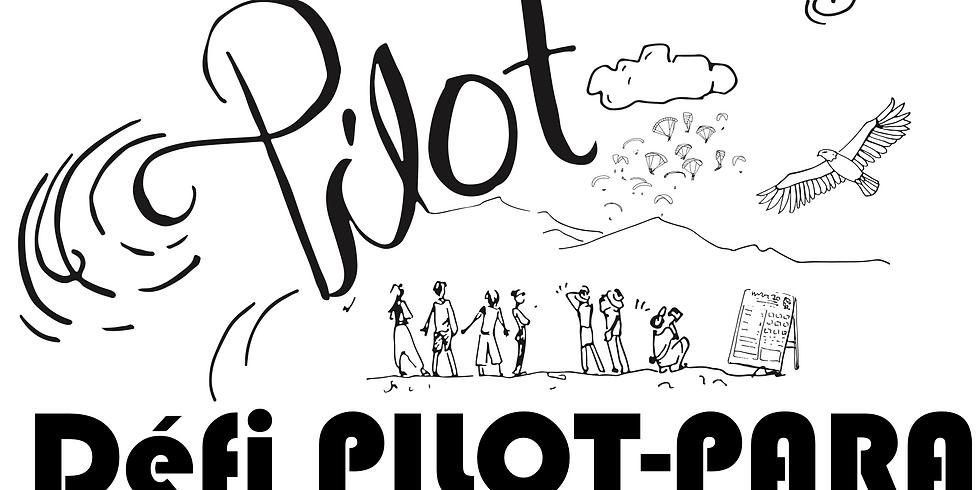 Défits PILOT-PARA 2020