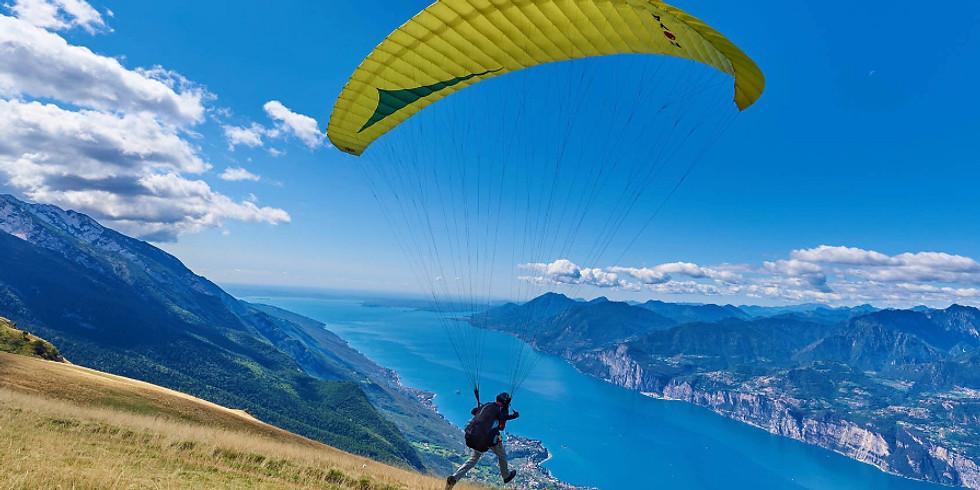 Sortie Lac de Garde (Mont Baldo) Pentcôte 2020