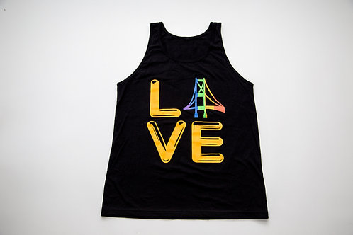 Bridges Pittsburgh Pride Tank