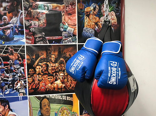 Guantes FD Boxing Azules
