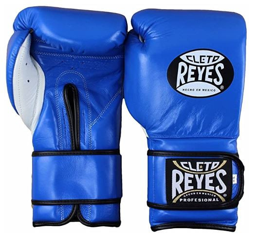 Cleto Reyes guantes de boxeo