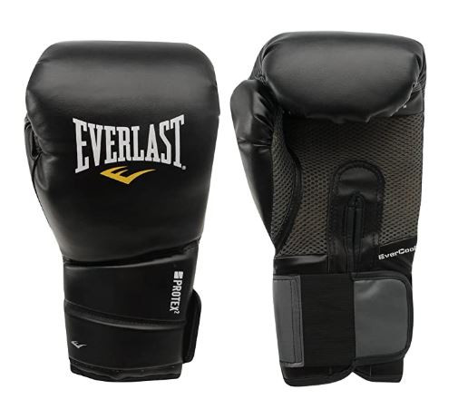 Everlast Protex 2 Entrenar Guantes Box Mma Boxeo