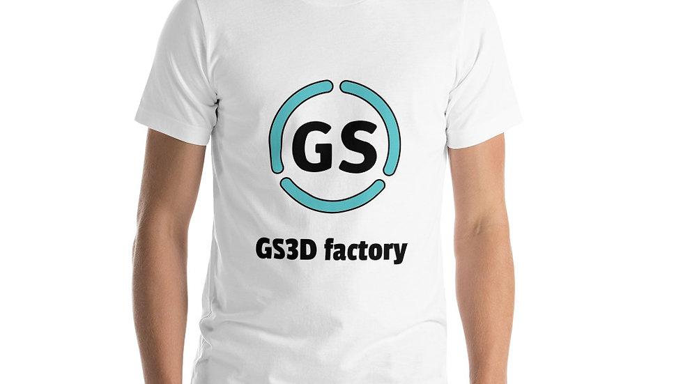 T-shirt Unisex GS3D factory