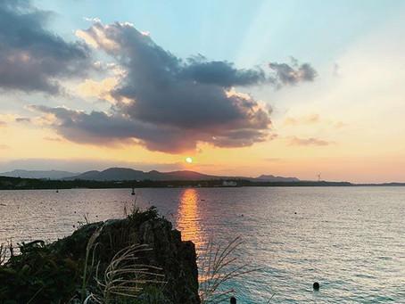 沖縄で一番好きな時期