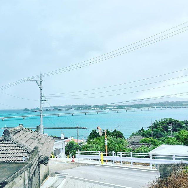 古宇利島の風景