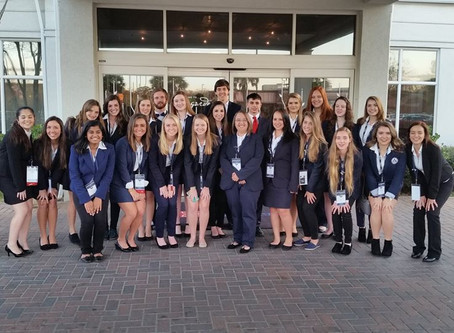FFEE Sends Students to HOSA