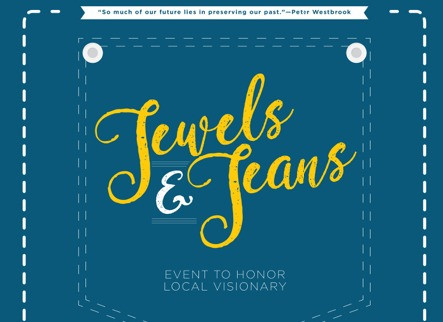 Jewels & Jeans Event  to Honor Local Visionary