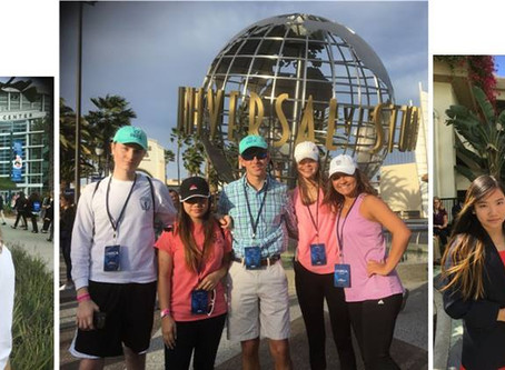 FFEE Sends Students to DECA