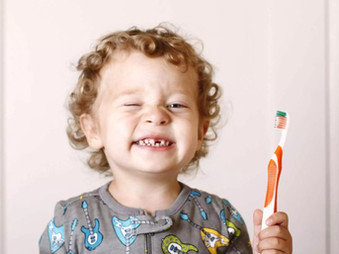 Kaip elgtis, jei vaikas patyrė burnos ar dantų traumą?