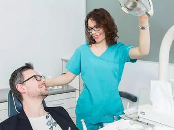 Nurodymai pacientui po danties implantacijos