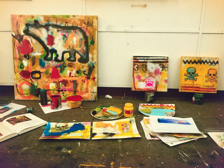 Processus, Août 2015, Atelier VH