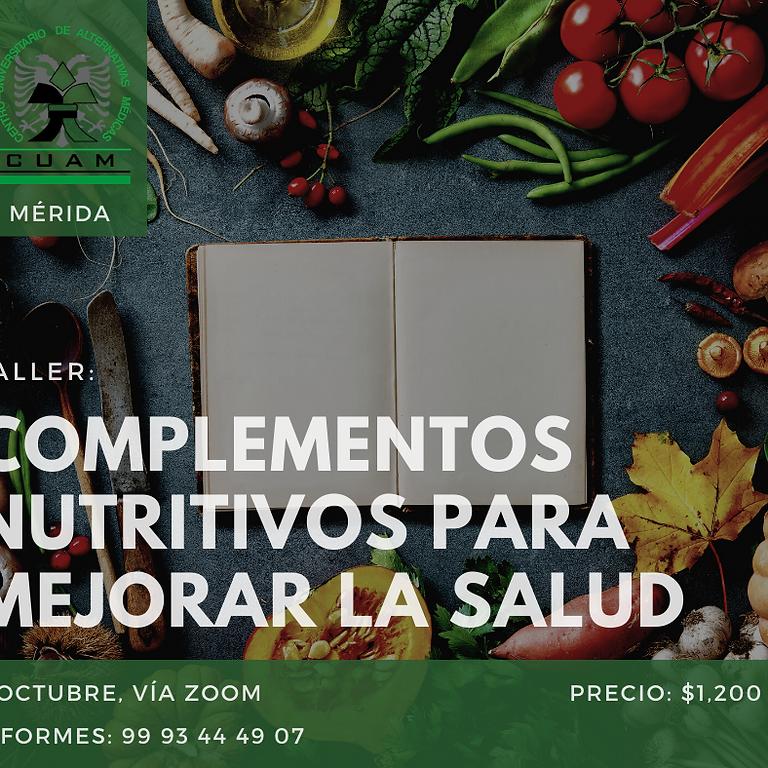 Complementos Nutritivos para Mejorar la Salud