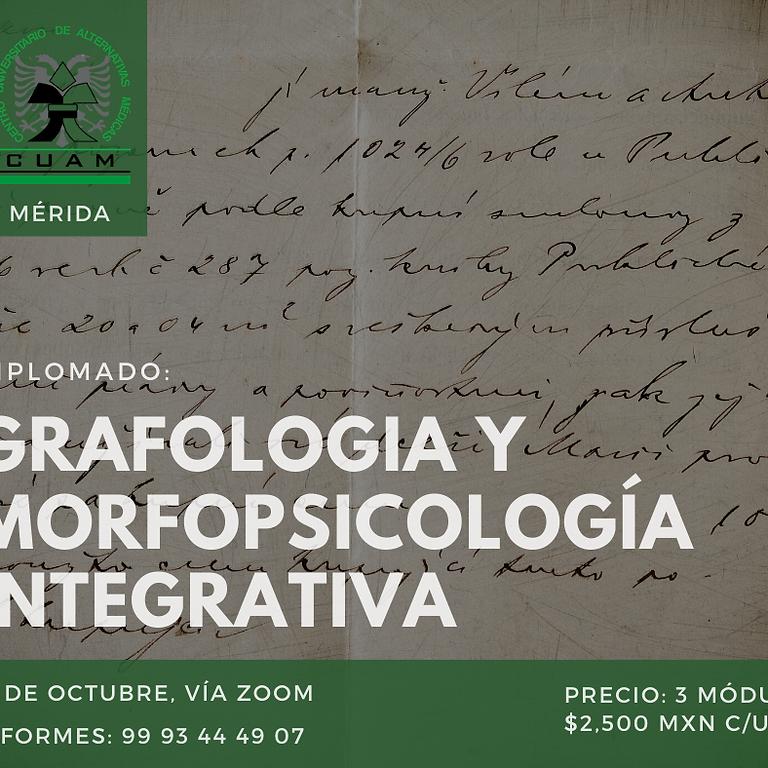 Grafología y Morfopsicología Integrativa