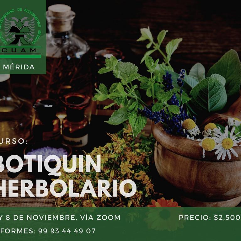 Botiquin Herbolario