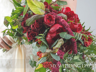 My Wedding Day styled shoot