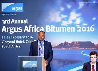 Argus Media - Argus African Bitumen 2016
