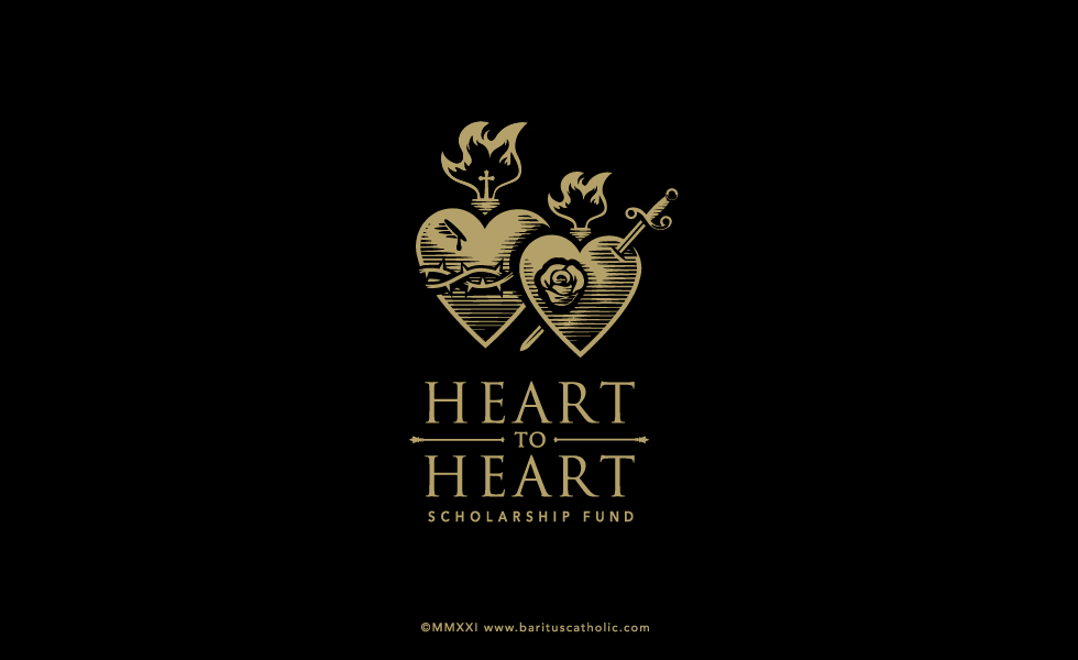 Kansas Archdiocese Heart to Heart Logo