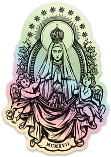 Our Lady of Fatima Crest
