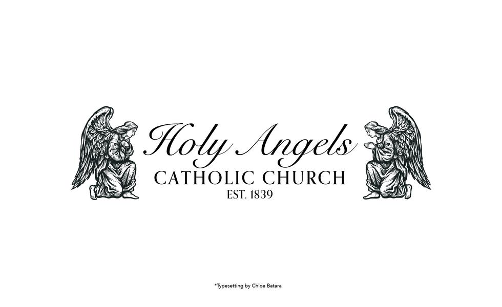 Holy Angels Catholic Church Logo