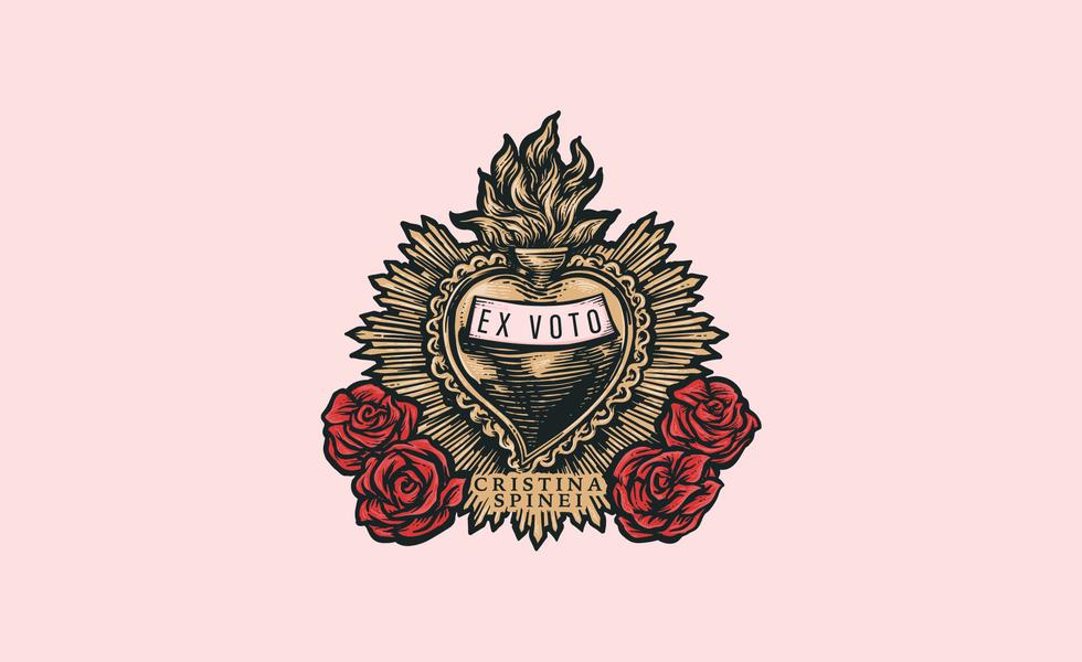 Cristina Spinei Ex Voto Logo