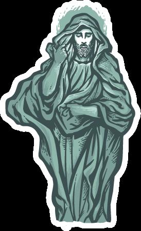 Transfiguration Green
