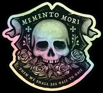 Memento Mori Holographic