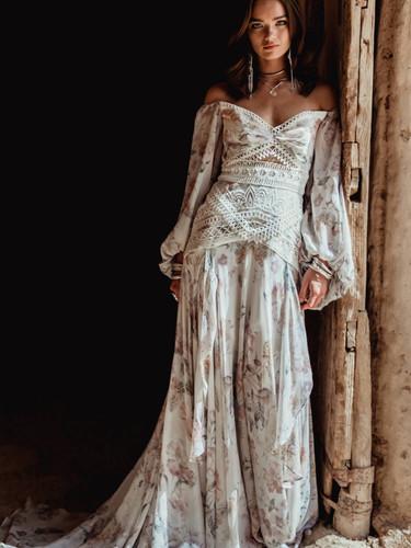 Nahla Gown