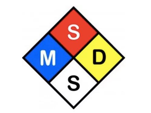 Material Saftey Data Sheet (MSDS)